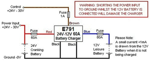 24v 10a battery charger circuit diagram